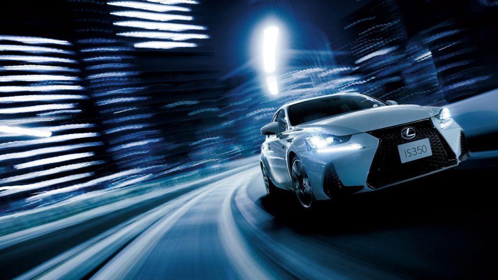 レクサスISがマイナーチェンジ! 新型は走りとデザインをより深化