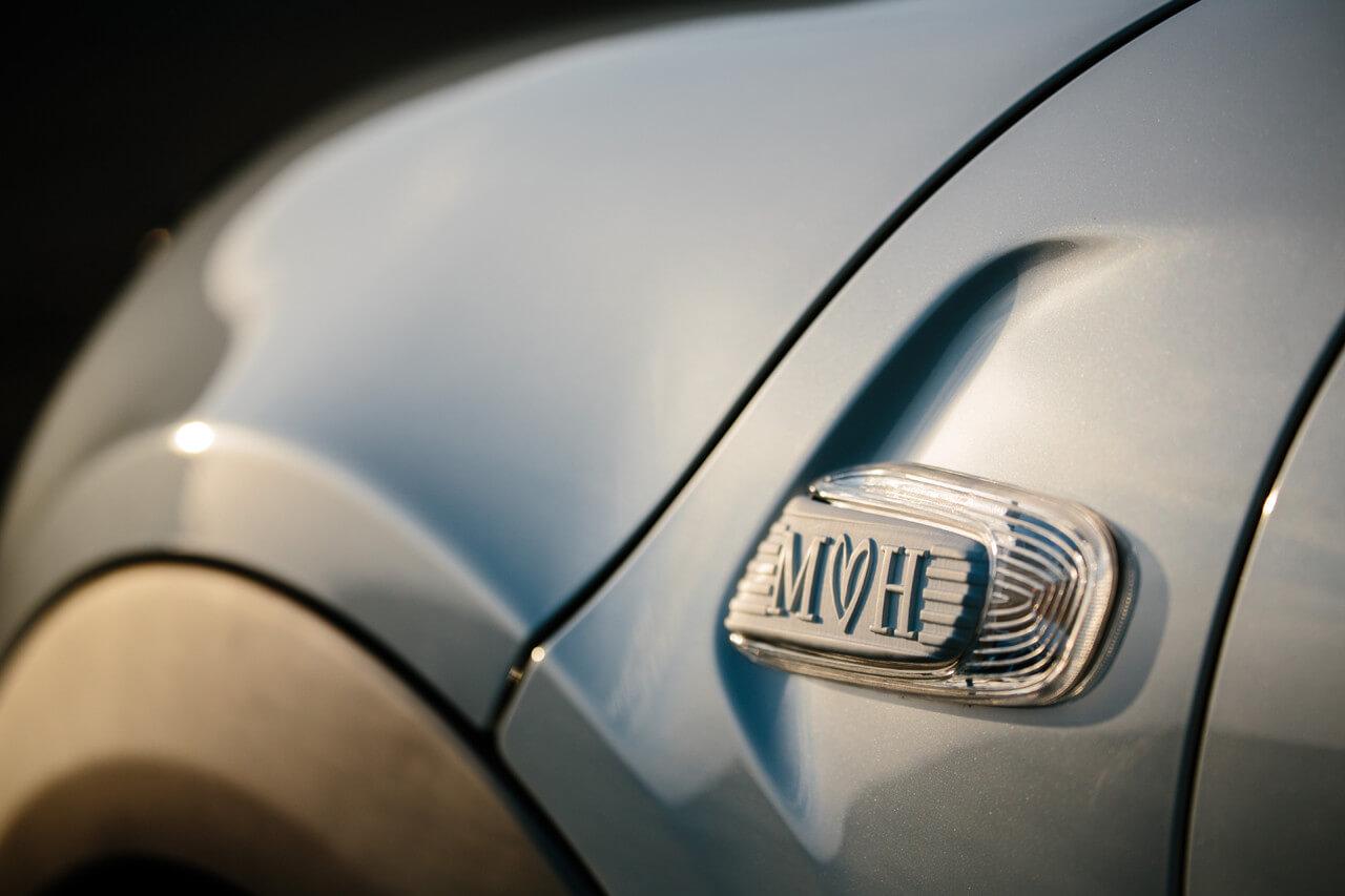 ロイヤル ウエディングを記念した特別なワンオフminiが登場 carsmeet