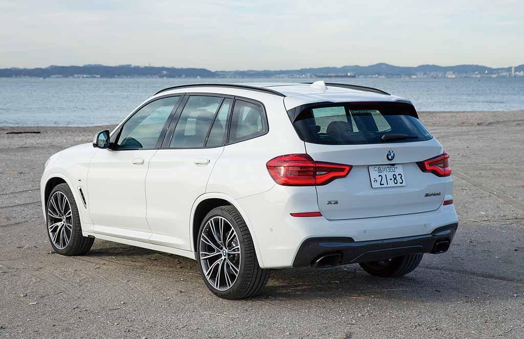 【国内試乗】BMW X3 M40d、怪力ディーゼル搭載!