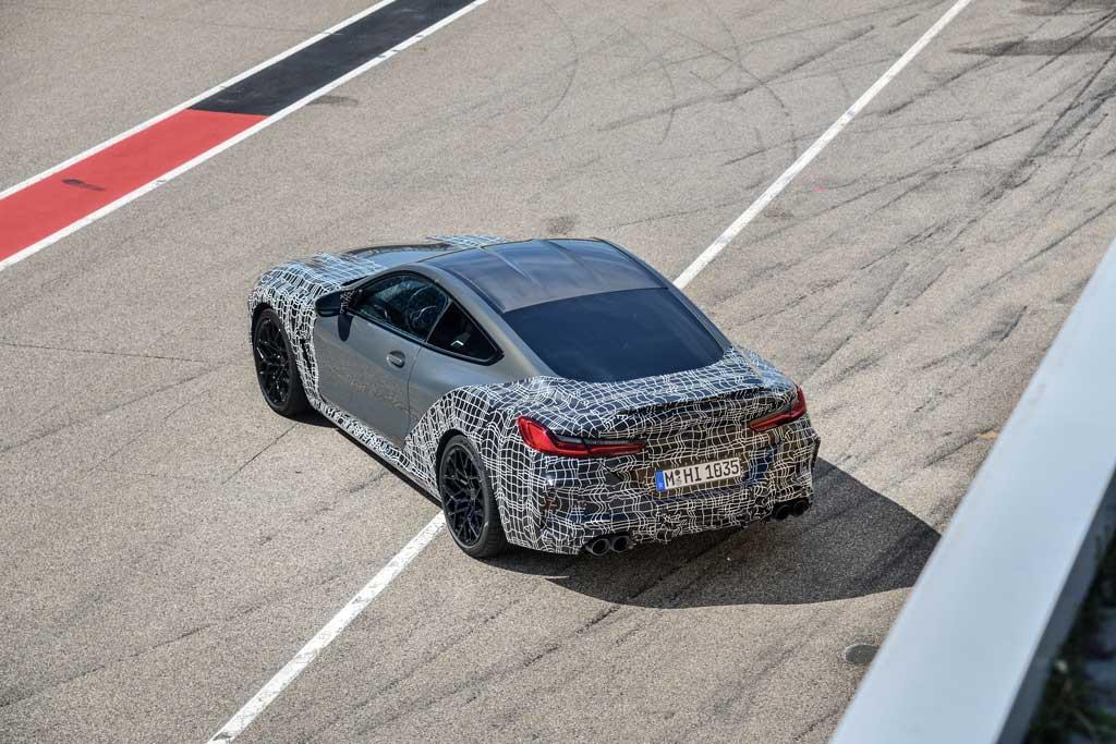 BMW Mが最新の高性能車向けオペレーティングシステムを公開 - CARSMEET WEB