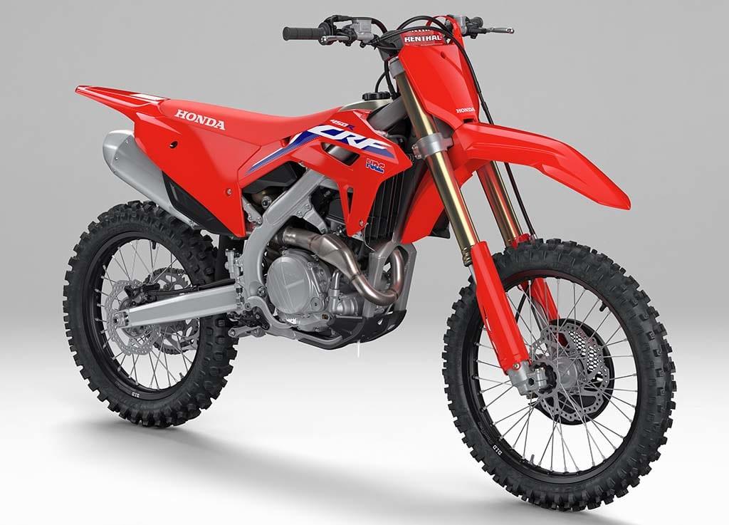HONDA CRF450R(2021)