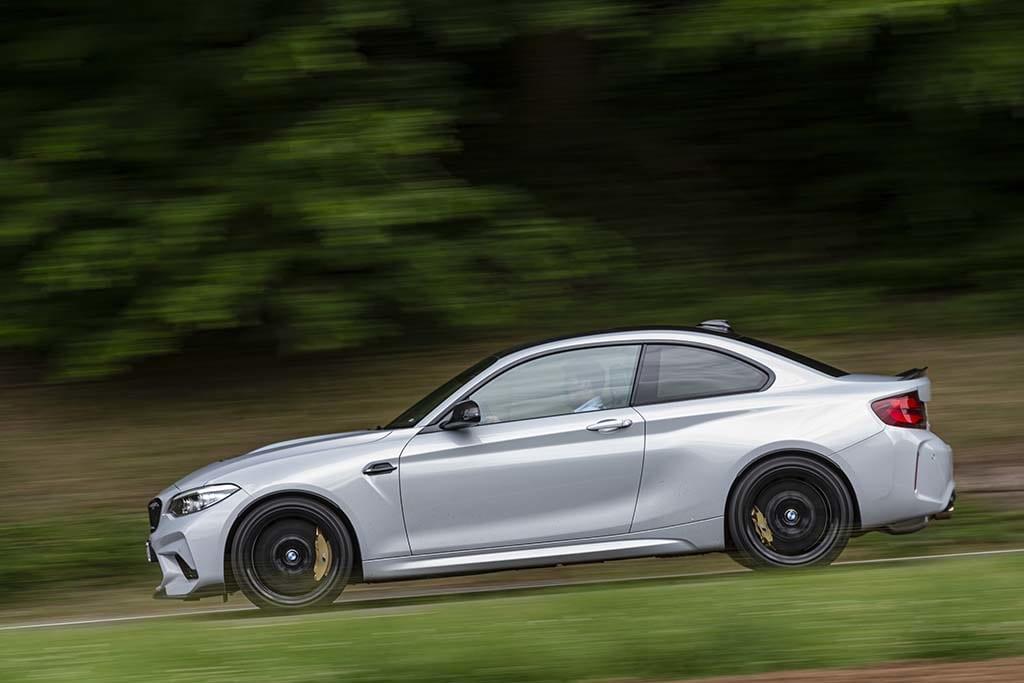 BMW M2 CS01