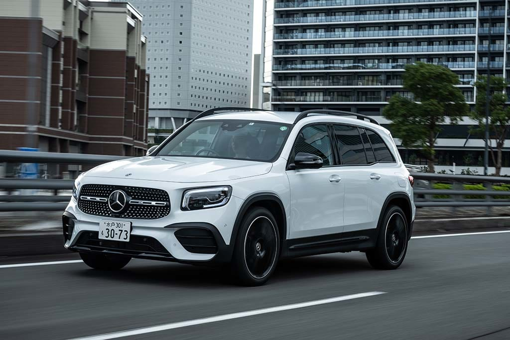 MERCEDES-BENZ GLB 250 4MATIC SPORTS