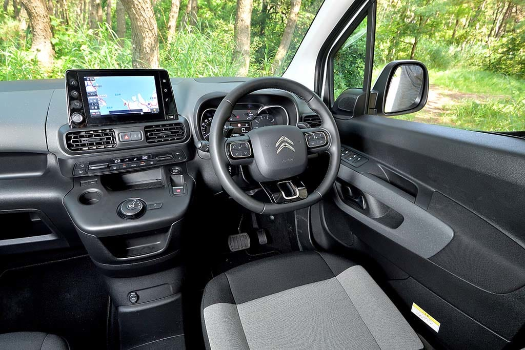 CITROEN BERLINGO DEBUT EDITION