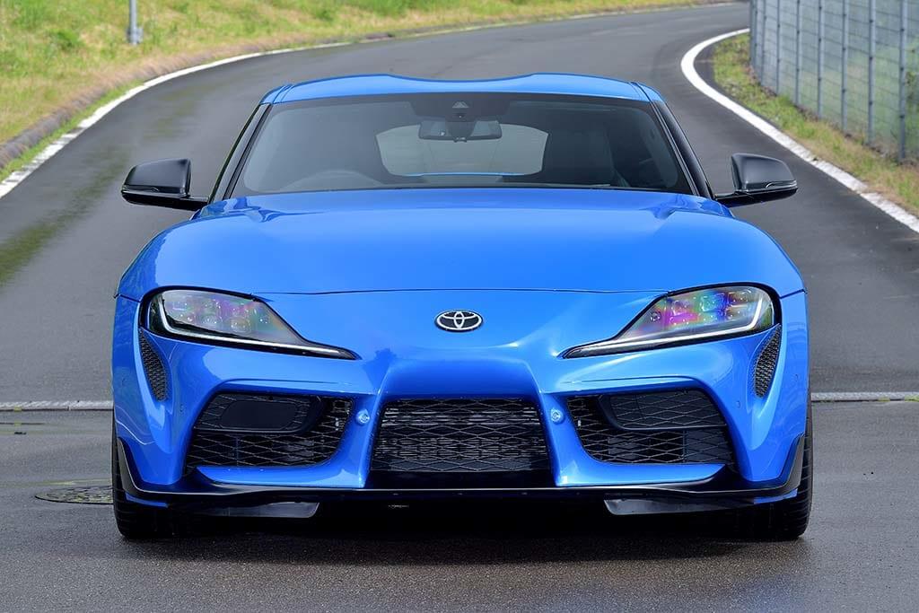 """TOYOTA GR SUPRA RZ""""Horizon blue edition""""(トヨタGR スープラRZ ホライゾンブルーエディション)"""