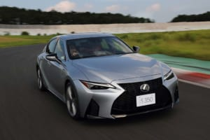 LEXUS IS PROTOTYPE