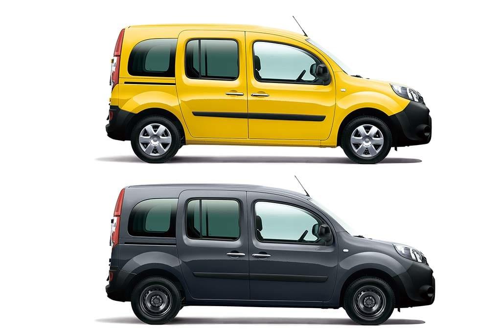 "Renault Kangoo ""ラ・ポスト""&""アシエ"""