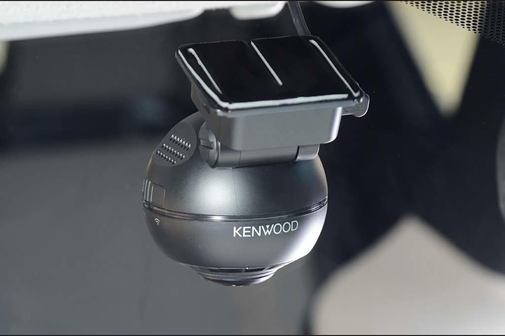 KENWOOD DRV-CW560