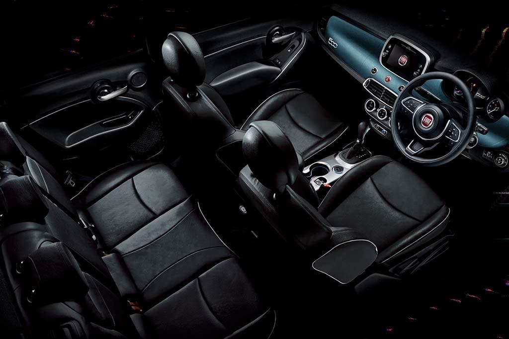 FIAT 500X Indigo