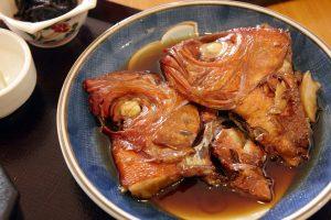 下田といえば金目鯛。その水揚げ高は日本一を誇るという。