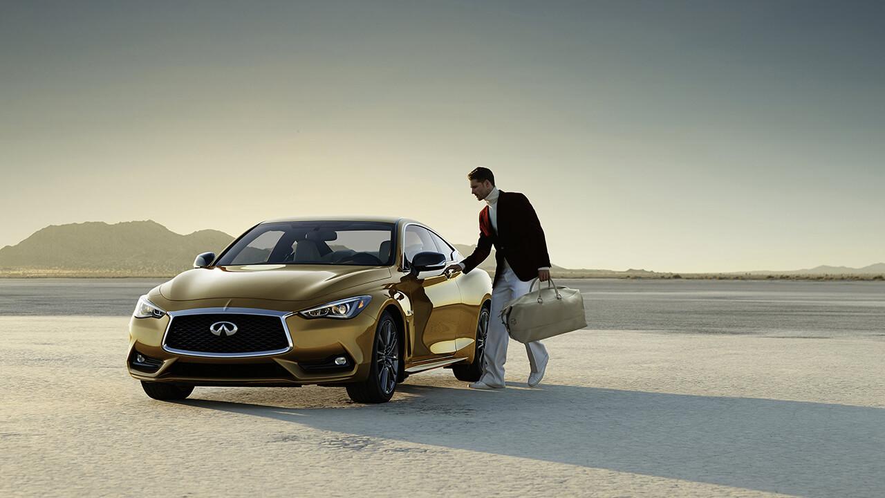 Bicycle_03 - INFINITI Q60 Neiman Marcus Limited Edition