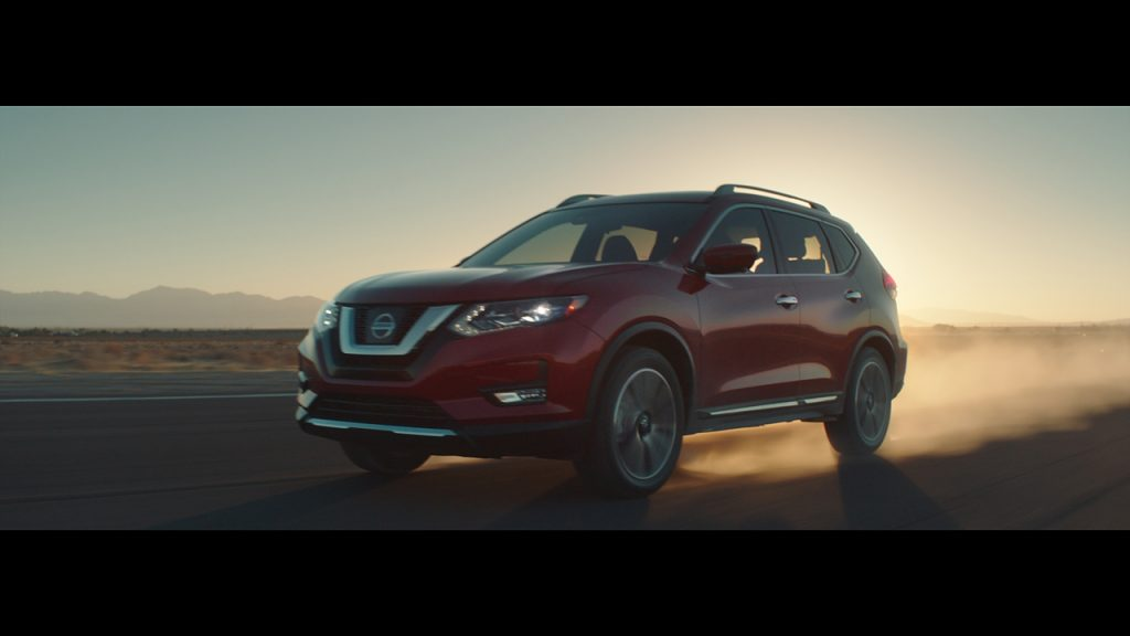 Nissan's ad for the all-new Rogue takes on the galaxy