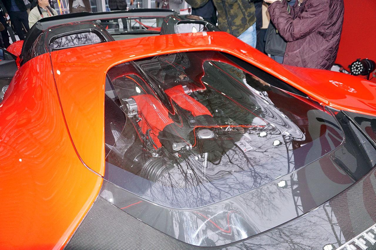 「フェラーリJ50」が日本上陸50周年記念、ラストイベントにサプライズ登場!価格はなんと3億円!! - 12