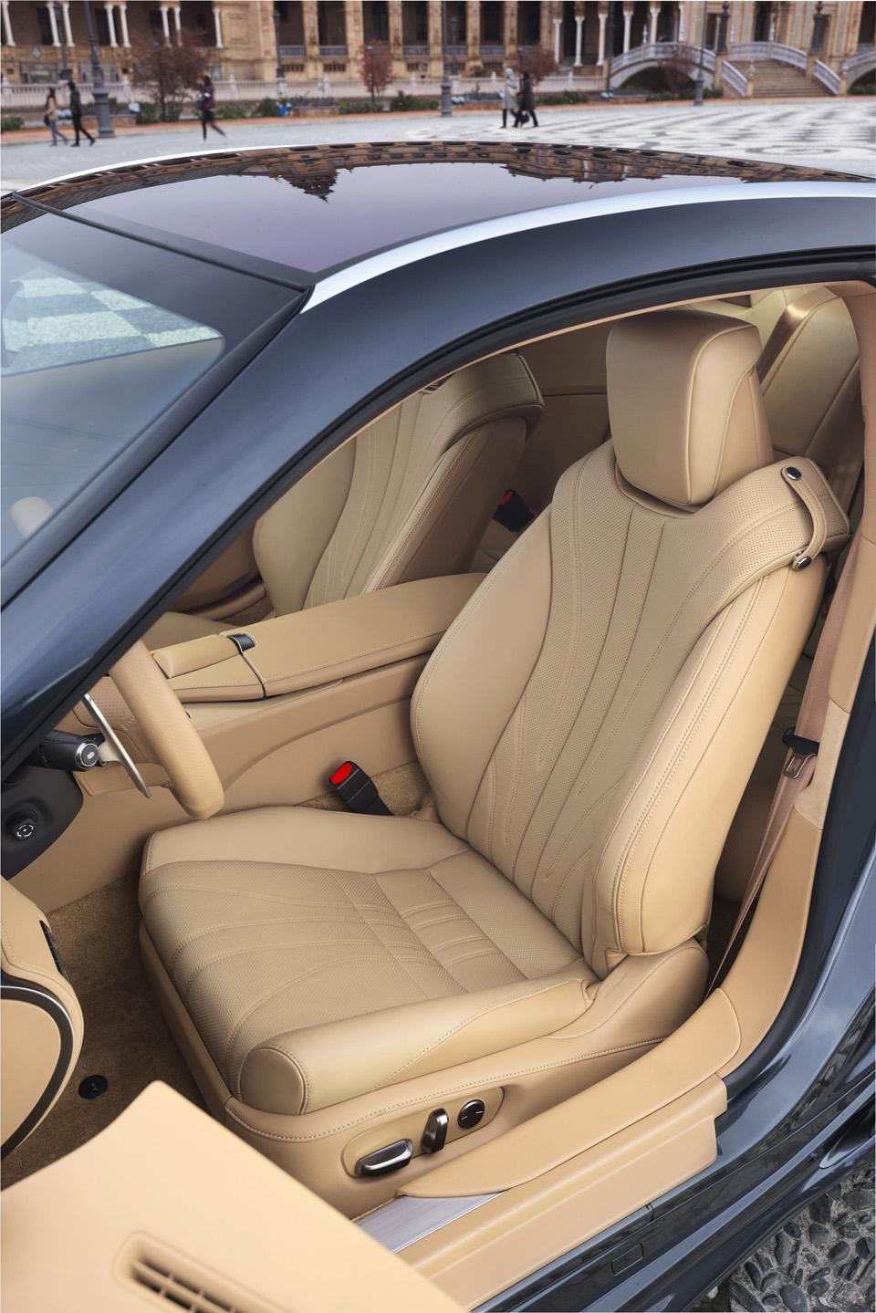 レクサス新型「LC」の詳細が判明! エンジン、ボディサイズ、注目の新技術は? - 1213_lexus-lc500-overview_15
