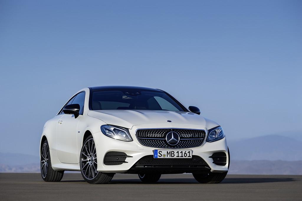 メルセデス・ベンツ新型「Eクラス・クーペ」発進! より大きく、優雅になって新登場 - Mercedes-Benz E-Klasse Coupé ( C 238 ), 2016
