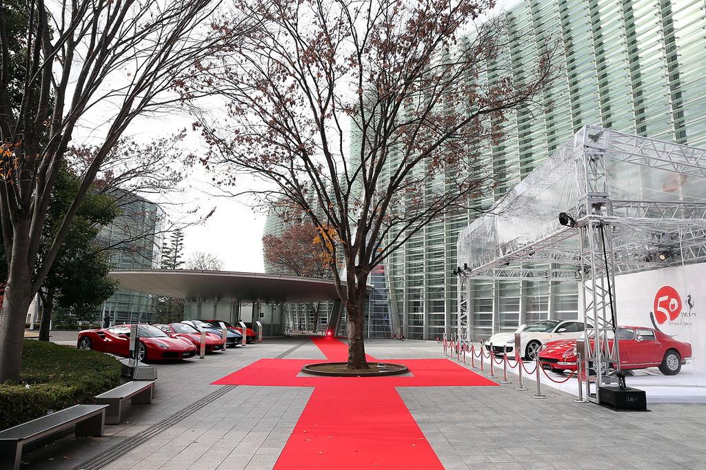 「フェラーリJ50」が日本上陸50周年記念、ラストイベントにサプライズ登場!価格はなんと3億円!! - 15