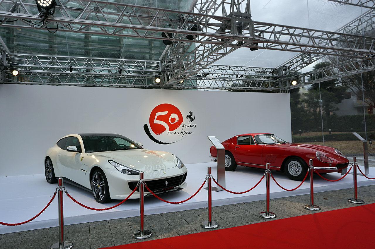 「フェラーリJ50」が日本上陸50周年記念、ラストイベントにサプライズ登場!価格はなんと3億円!! - 16
