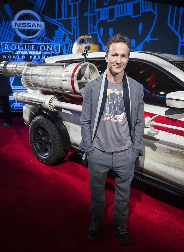 スター・ウォーズ最新作「ローグ・ワン」ワールドプレミア画像満載! 日産「ローグ」も華を添える - World Premiere of Rogue One: A Star Wars Story