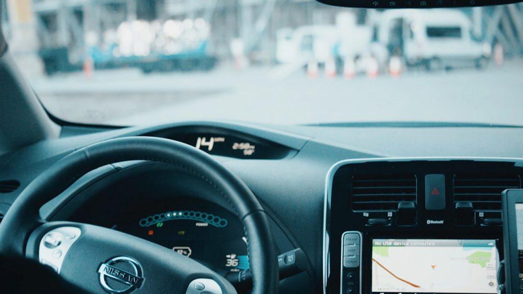 【CES 2017】日産がNASAの技術で自動運転車の事故を防ぐ構想を発表 -