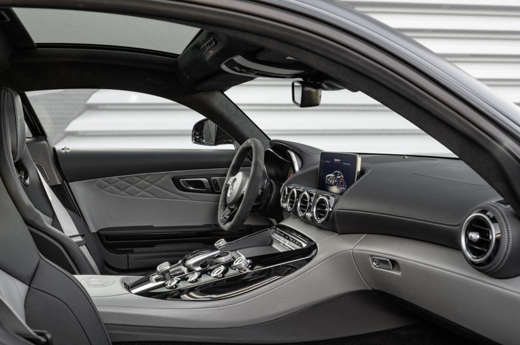 【デトロイトショー2017】メルセデス・ベンツの「AMG GT」がマイナーチェンジ -