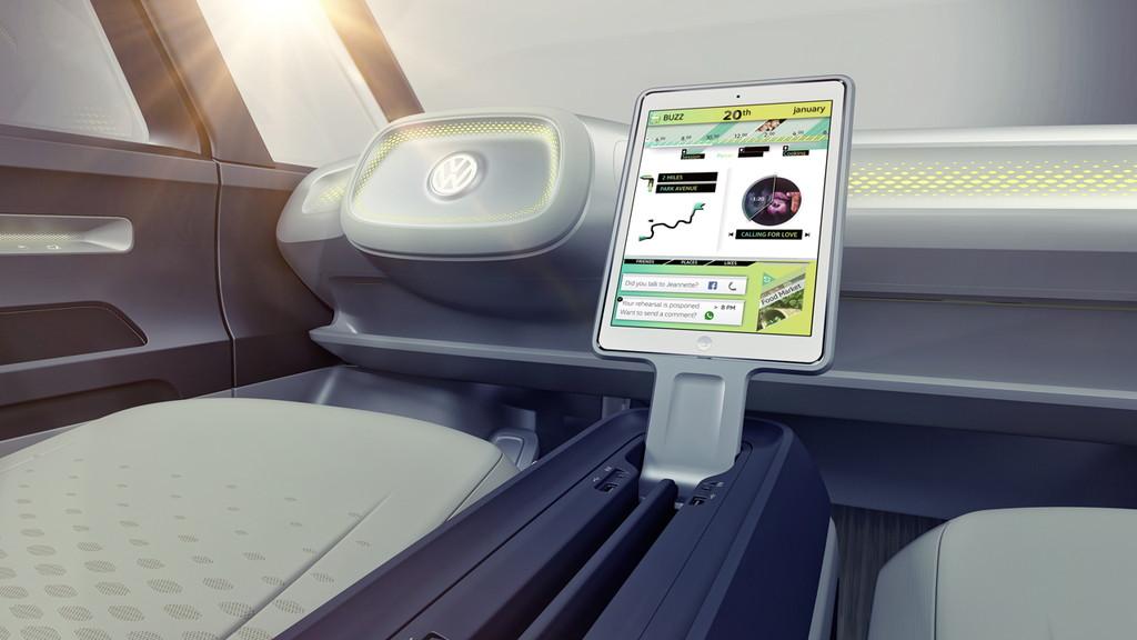 【デトロイトショー2017】VWが電気自動車のミニバン「I.D.BUZZコンセプト」を公開 - 0110_vw-i-d-buzz-concept_11