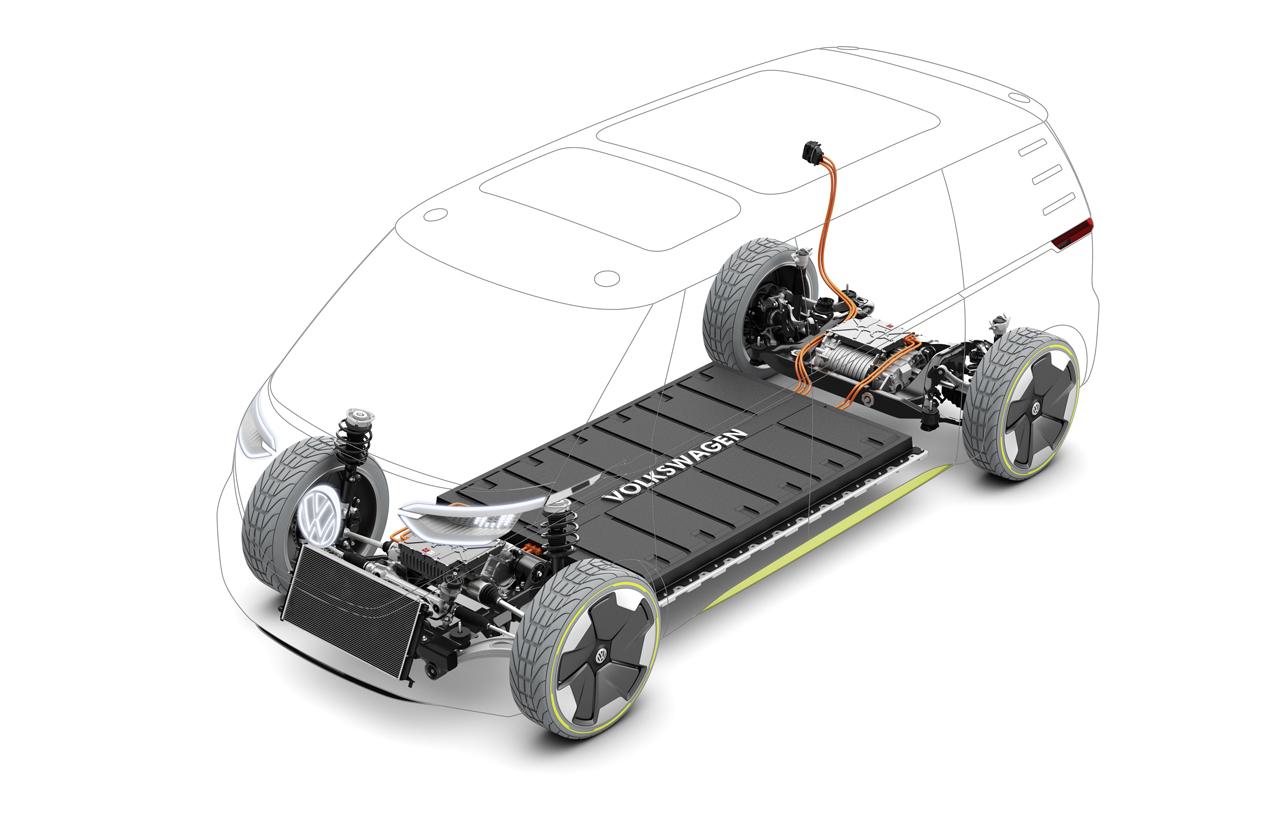 【デトロイトショー2017】VWが電気自動車のミニバン「I.D.BUZZコンセプト」を公開 - 0110_vw-i-d-buzz-concept_19
