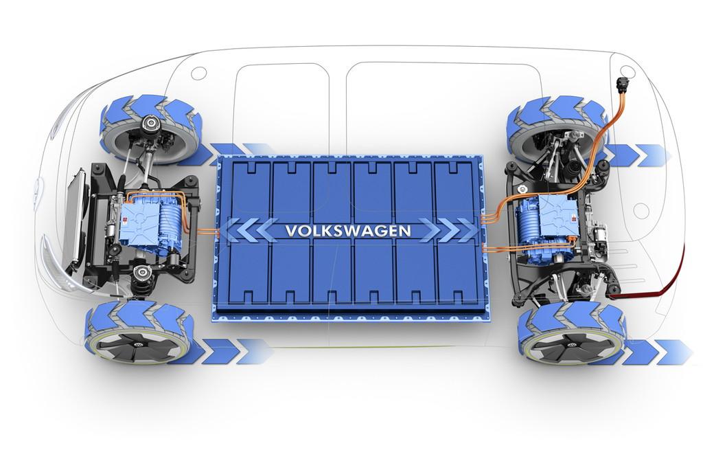 【デトロイトショー2017】VWが電気自動車のミニバン「I.D.BUZZコンセプト」を公開 - 0110_vw-i-d-buzz-concept_20