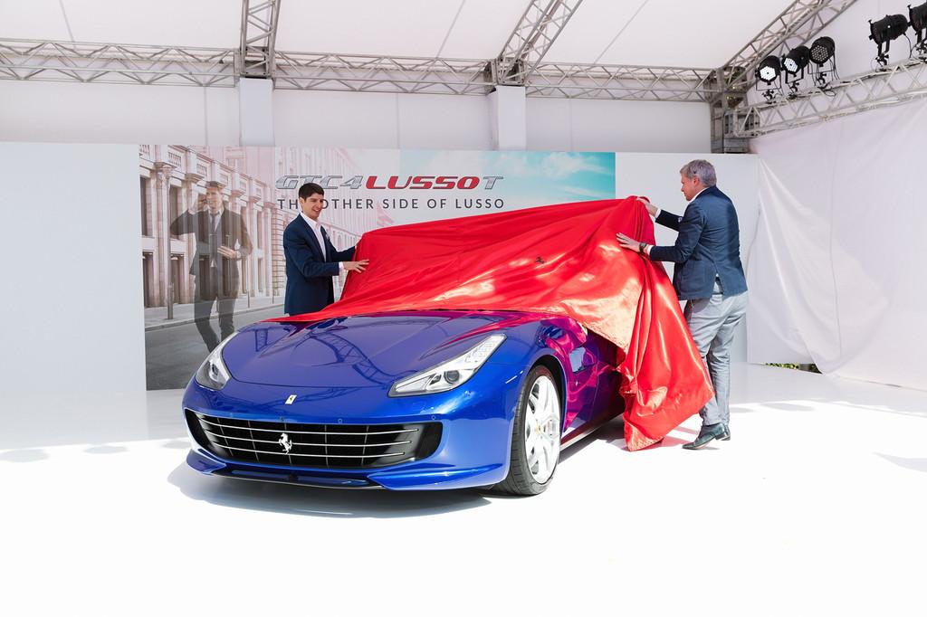 毎日楽しめるスーパーカー! フェラーリ新型「GTC4ルッソT」が日本初披露 - 0317_Ferrari-GTC4LussoT_07