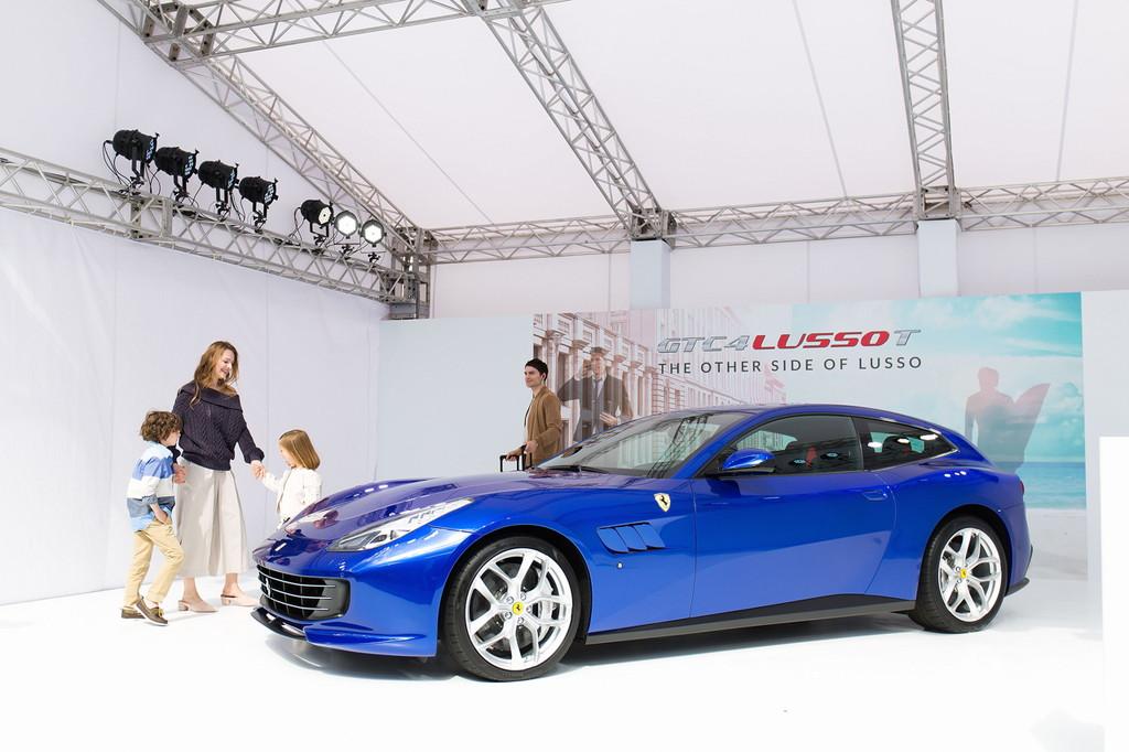 毎日楽しめるスーパーカー! フェラーリ新型「GTC4ルッソT」が日本初披露 - 0317_Ferrari-GTC4LussoT_09