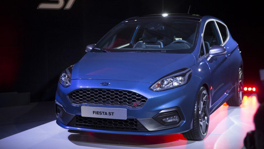 Ford at Geneva 2017