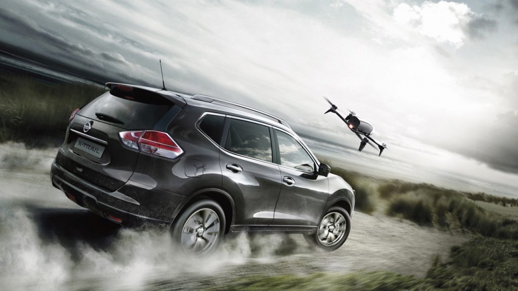 Nissan X-Trail X-Scape: the perfect crossover for unforgettable