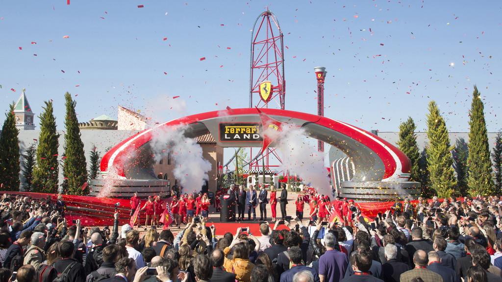 スペインに世界2番目の「フェラーリランド」がオープン - 0411_Ferrari-Land-Spain_02