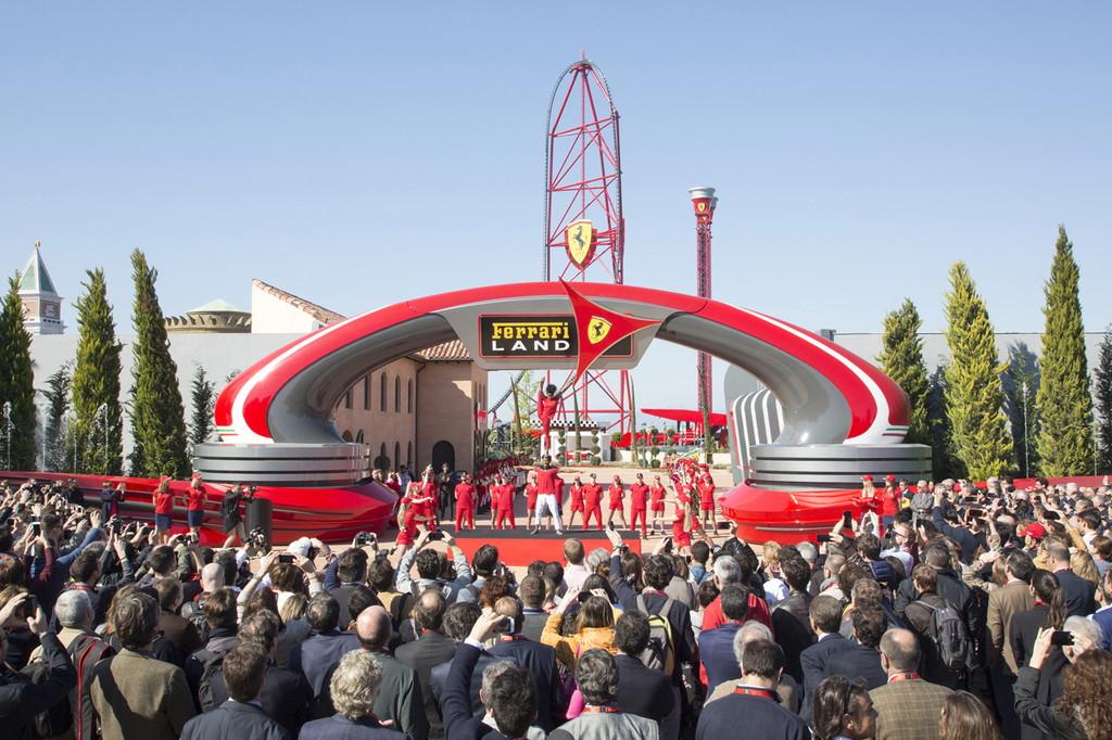 スペインに世界2番目の「フェラーリランド」がオープン - 0411_Ferrari-Land-Spain_03