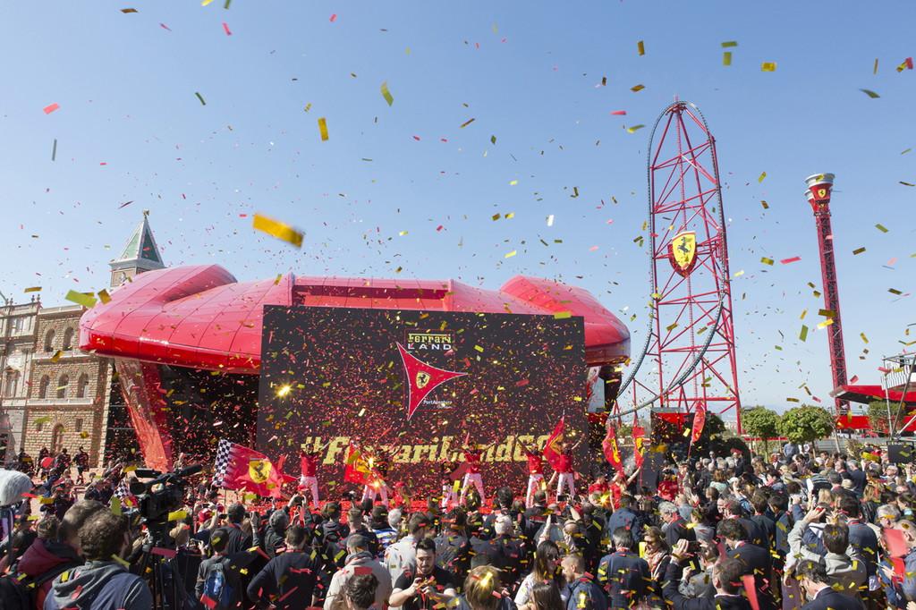 スペインに世界2番目の「フェラーリランド」がオープン - 0411_Ferrari-Land-Spain_04