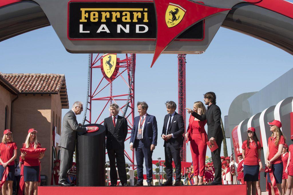 スペインに世界2番目の「フェラーリランド」がオープン -