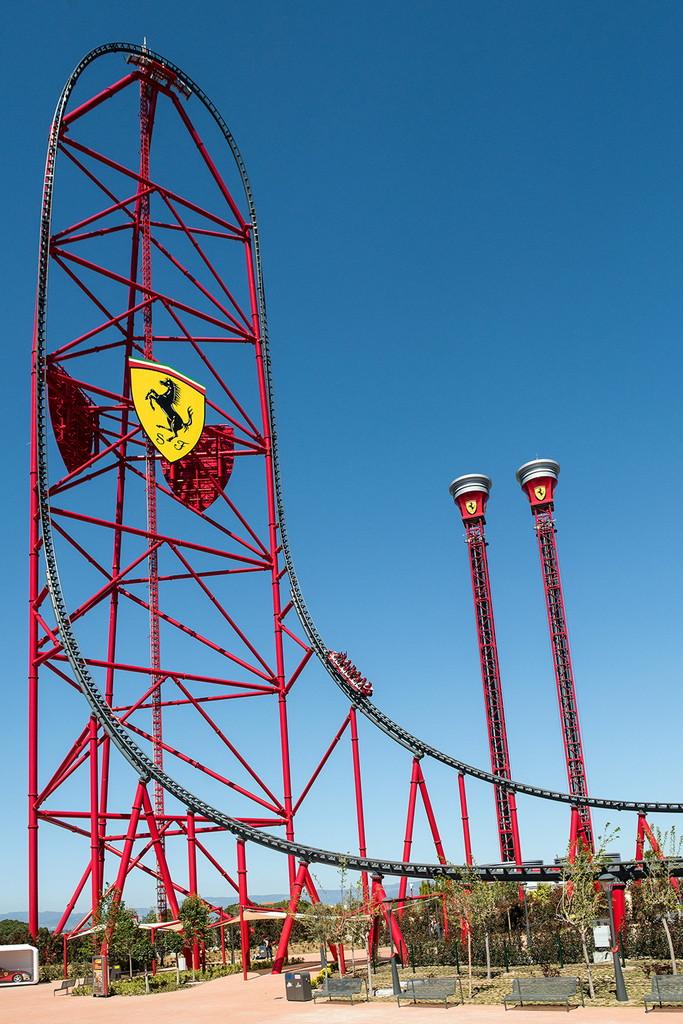 スペインに世界2番目の「フェラーリランド」がオープン - 0411_Ferrari-Land-Spain_10
