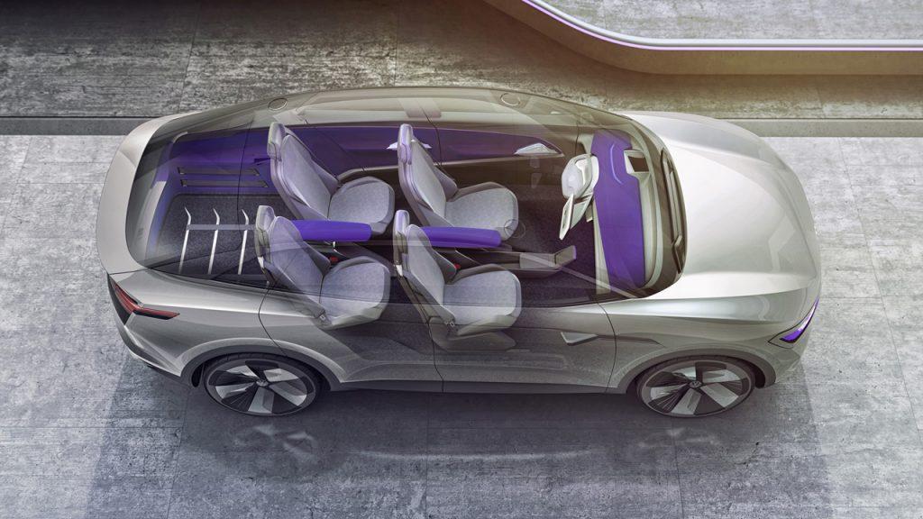 VWのEV戦略を担う「I.D.クロス」が発表【上海モーターショー2017】 -