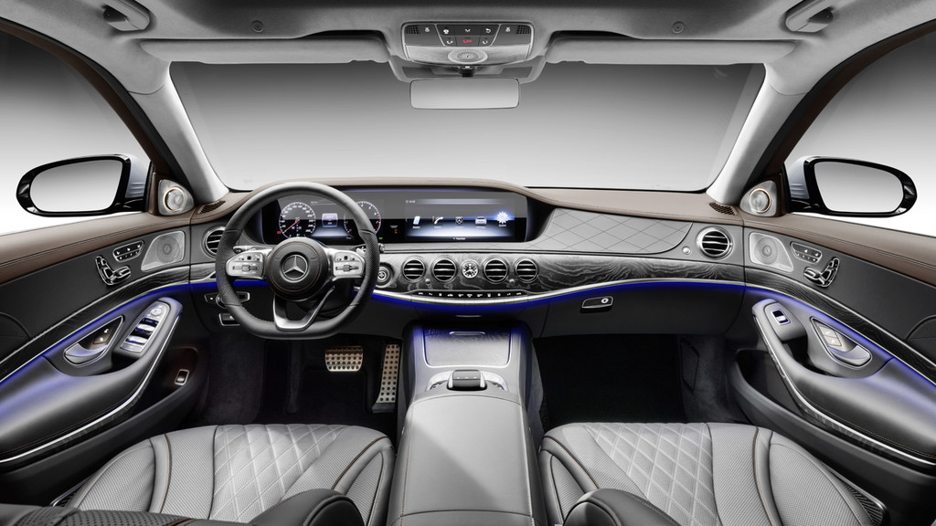 メルセデス・ベンツ 新型「Sクラス」続報【上海モーターショー2017】 - Mercedes-Benz S-Klasse; 2017
