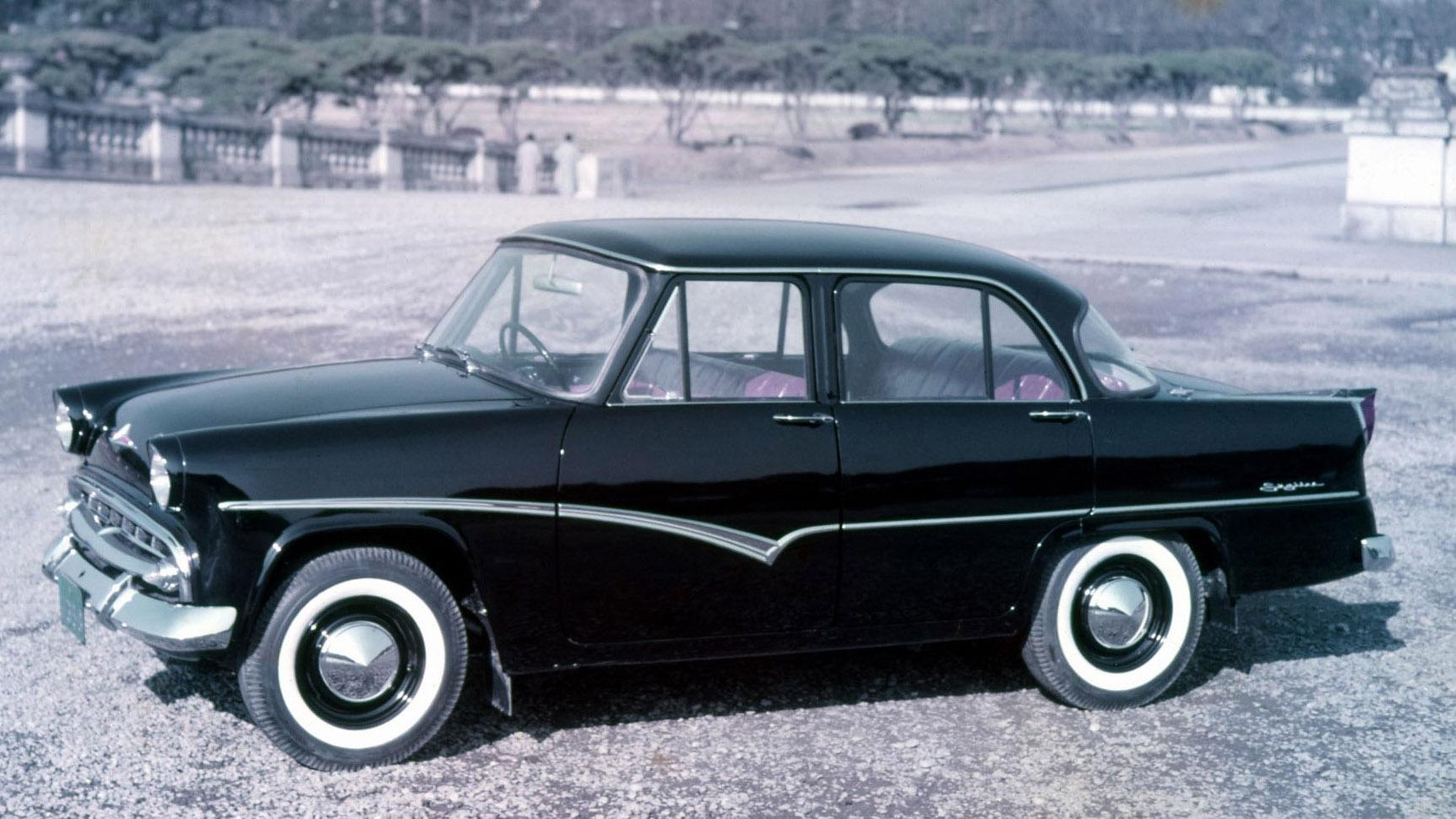 日産「スカイライン」の60年、全モデルを写真で振り返る① - 1957_skyline1500_ALSI-S1-source