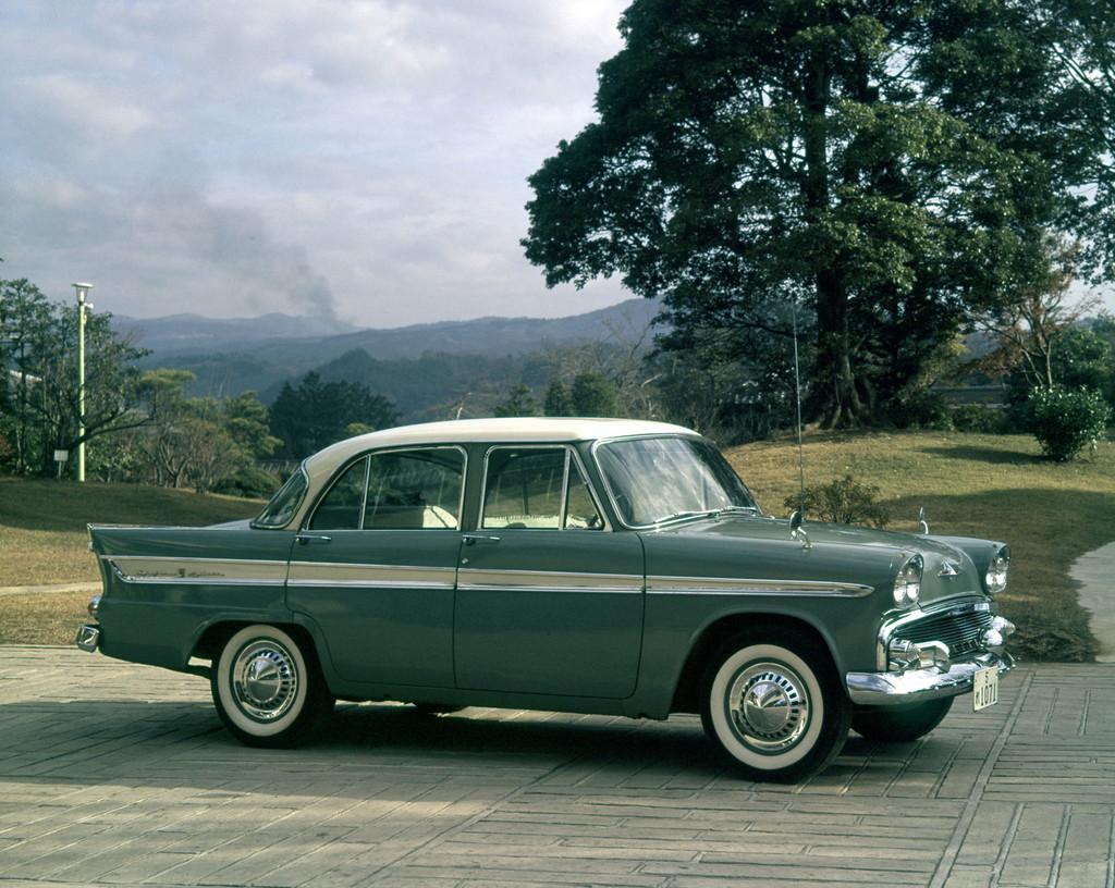 日産「スカイライン」の60年、全モデルを写真で振り返る① - 1960_skyline1500_ALSI-D2-source