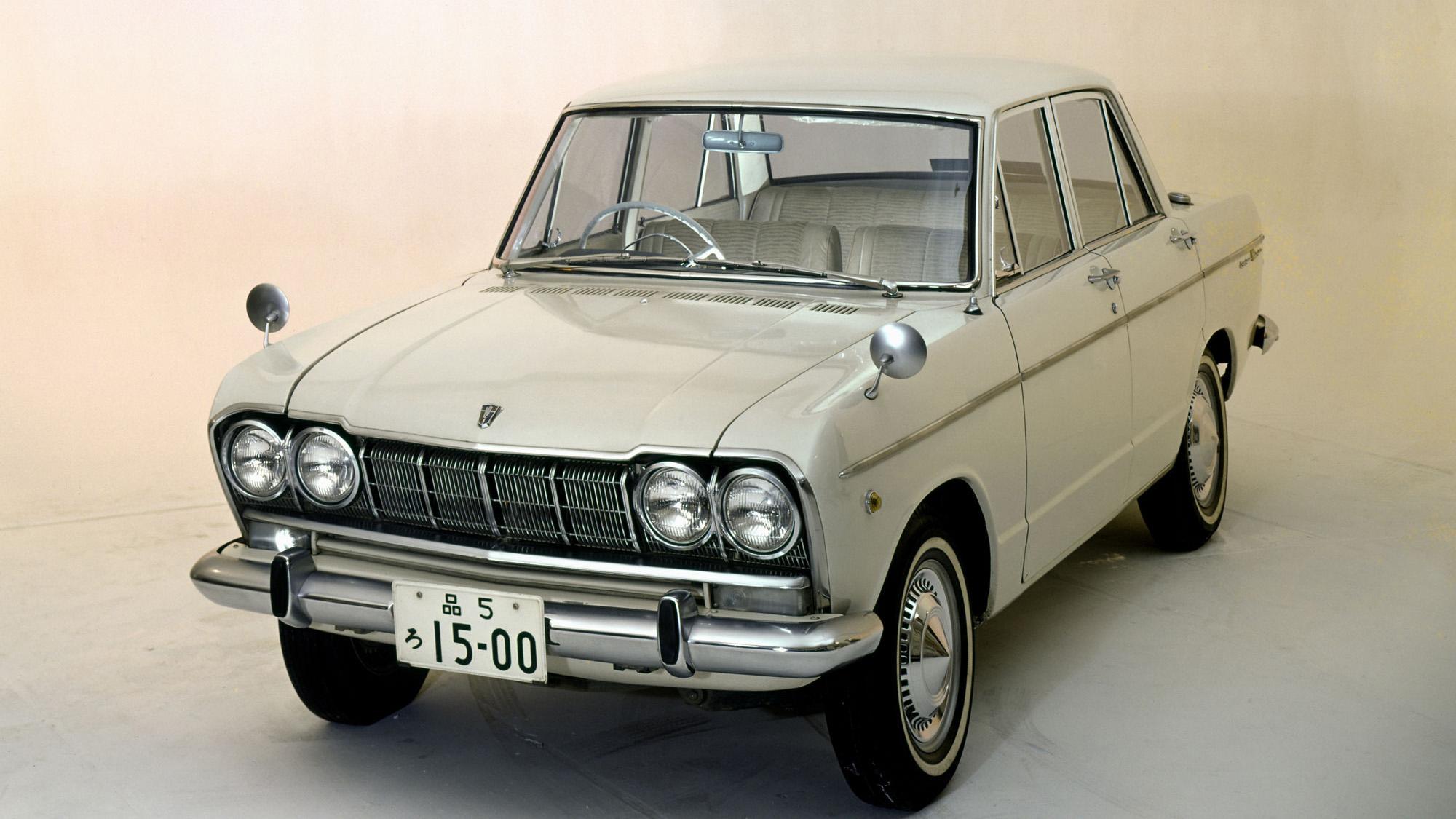 日産「スカイライン」の60年、全モデルを写真で振り返る① - 1963_1500Deluxe_S50D-source