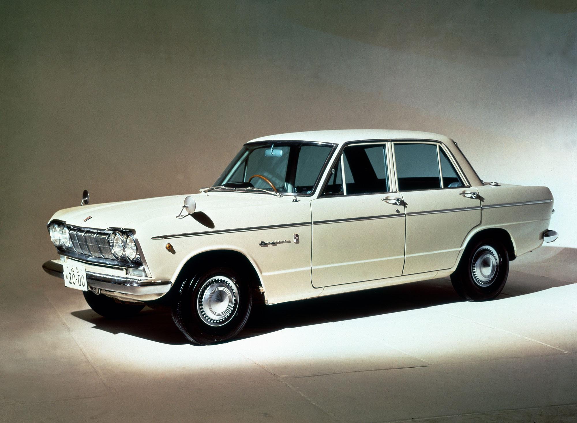 日産「スカイライン」の60年、全モデルを写真で振り返る① - 1964_2000GT_S54-source