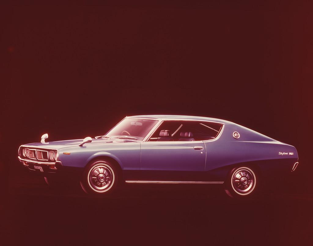 日産「スカイライン」の60年、全モデルを写真で振り返る② - 1972_2000GT-X_KGC110_00