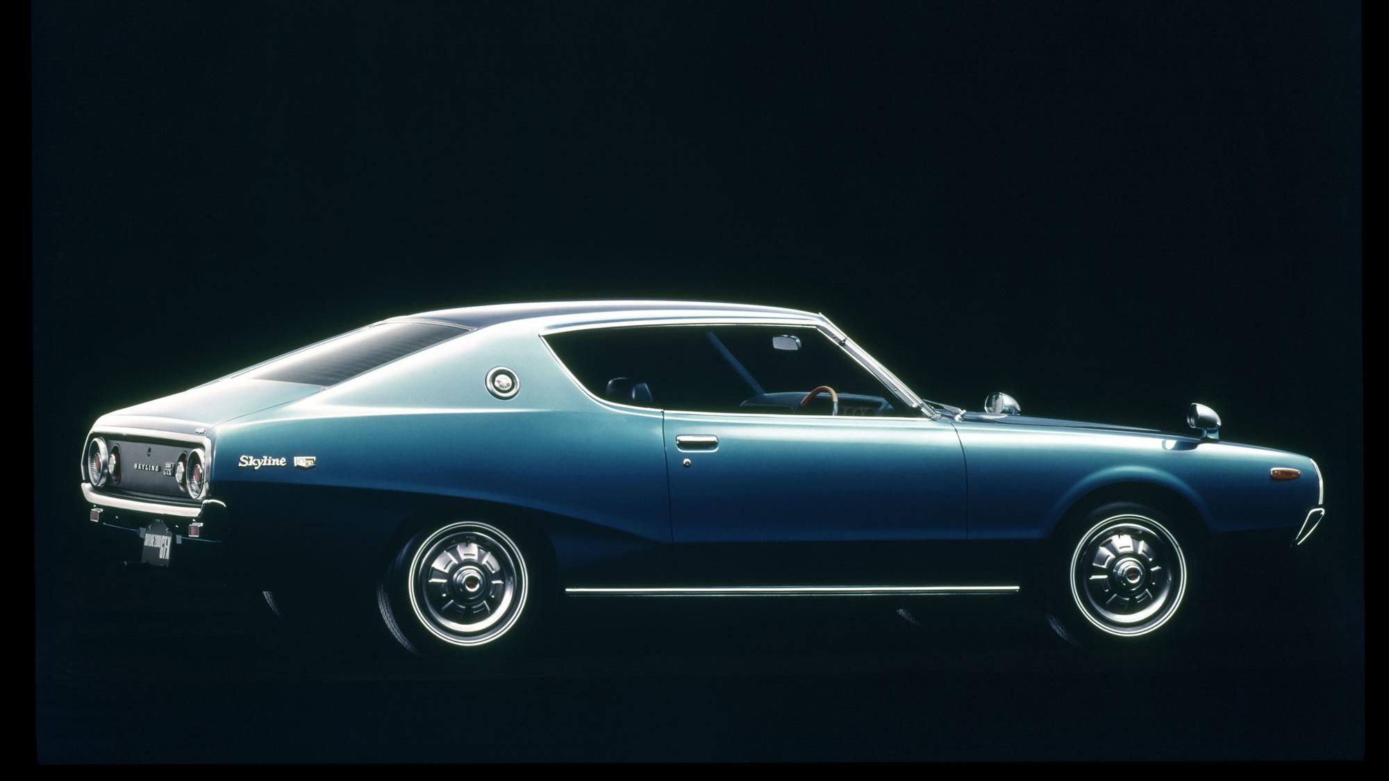 日産「スカイライン」の60年、全モデルを写真で振り返る② - 1972_2000GT-X_KGC110_01
