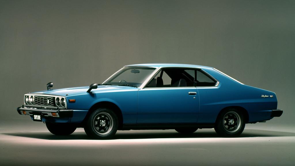 日産「スカイライン」の60年、全モデルを写真で振り返る② - 1977_2000GT_KHGC210_00