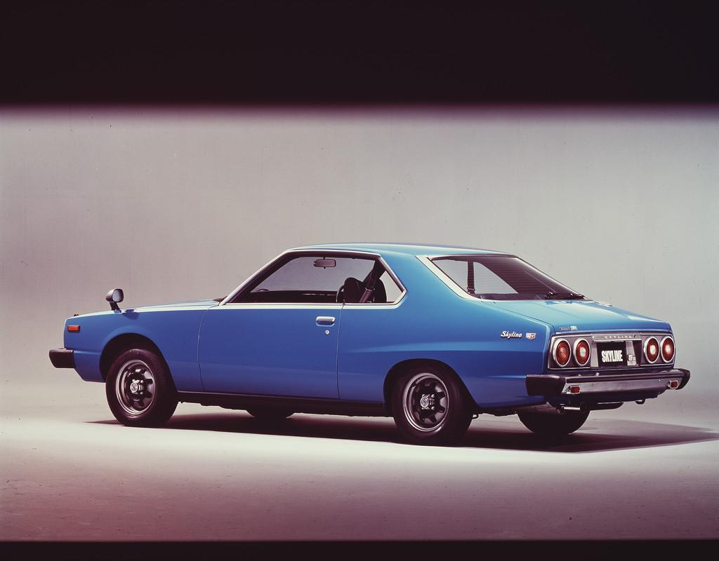 日産「スカイライン」の60年、全モデルを写真で振り返る② - 1977_2000GT_KHGC210_01