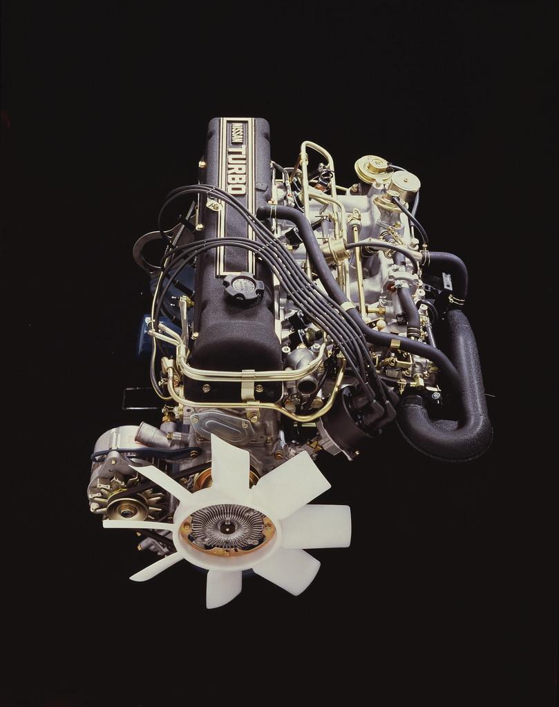 日産「スカイライン」の60年、全モデルを写真で振り返る② - 1980_L20ET_Engine