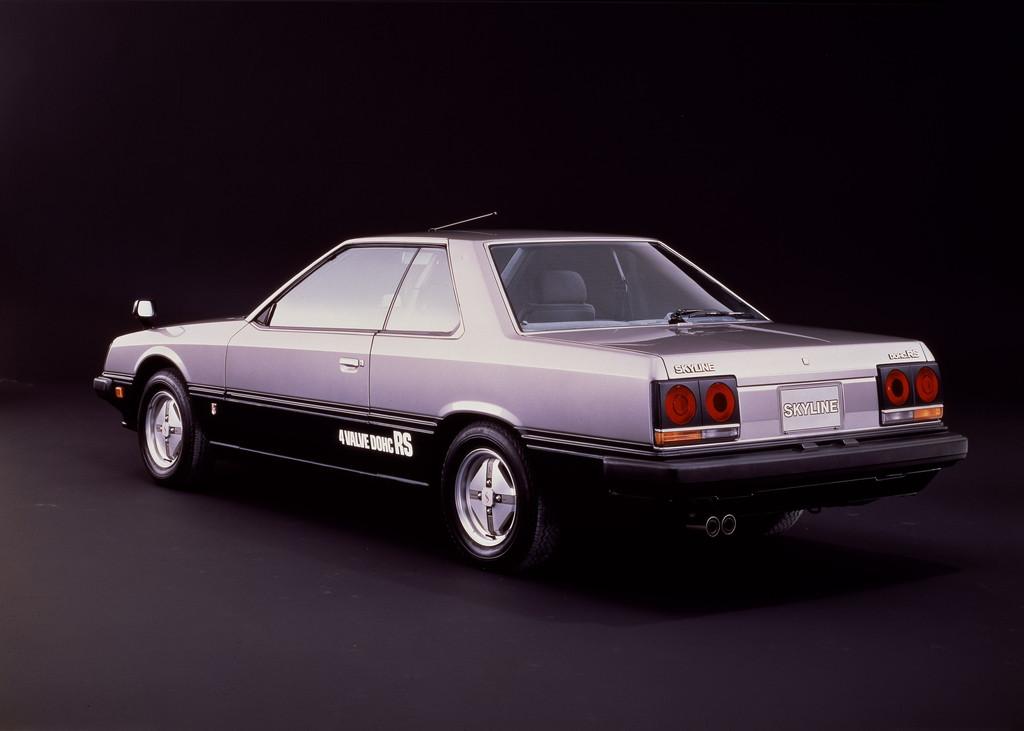 日産「スカイライン」の60年、全モデルを写真で振り返る② - 1981_HT_2000_RS_02