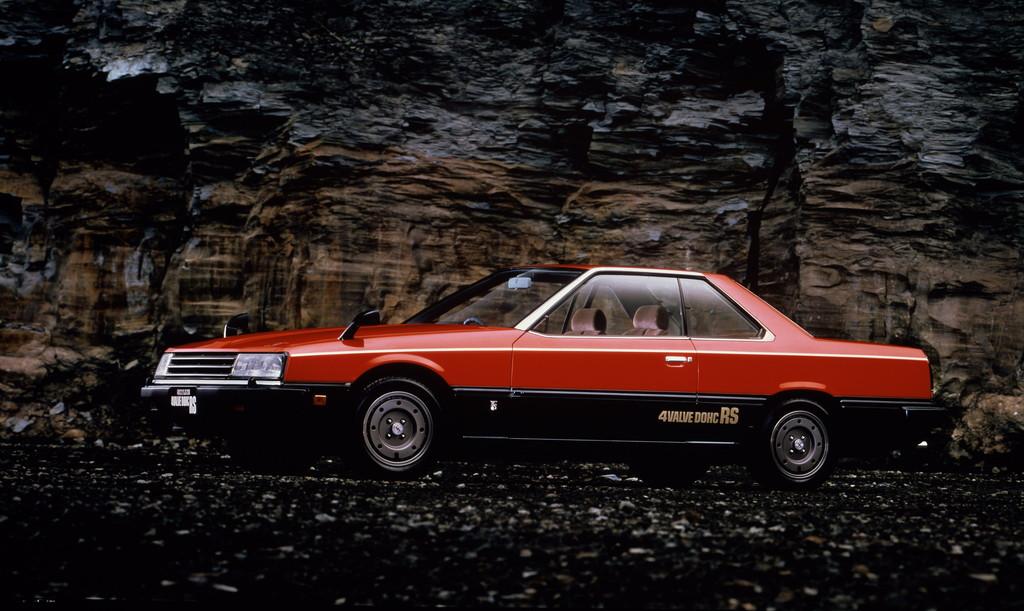 日産「スカイライン」の60年、全モデルを写真で振り返る② - 1982_HT_2000_RS
