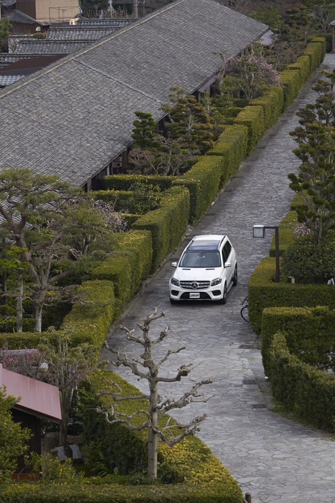 ▲松阪市の御城番屋敷。松阪城の警護にあたった藩士の住居で、現存する武家の組屋敷は全国でも珍しい。